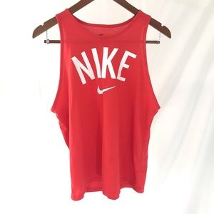 Nike Dri Fit Tank Loose Fit